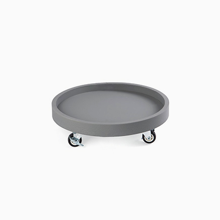 Planter Base with Castors (available in black)