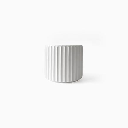Stripe III White
