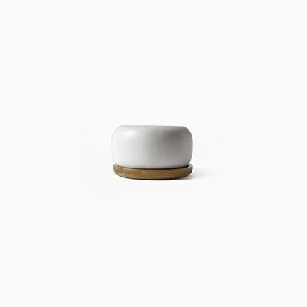 Mini Orb White (XS)